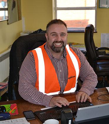 Darren Woodgate